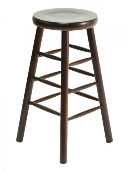 Picture of BBS-30 florida seating wood bar stool