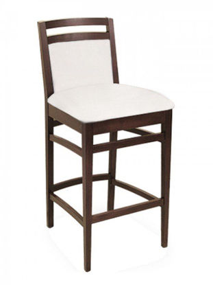 Picture of CN-171B florida seating wood bar stool
