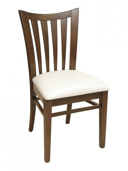 Picture of CN-201S florida seating wood dining restaurant chair