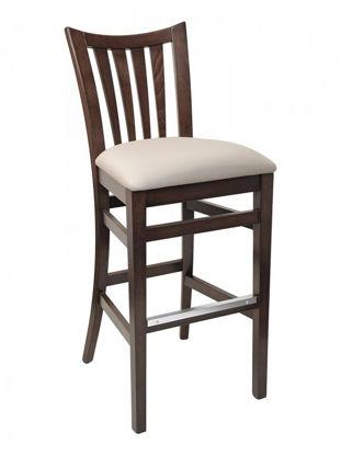 Picture of CN-201B florida seating wood bar stool