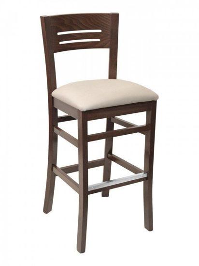 Picture of CN-203B florida seating wood bar stool
