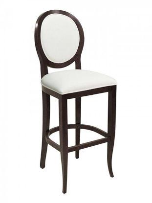 Picture of CN-399B florida seating wood bar stool