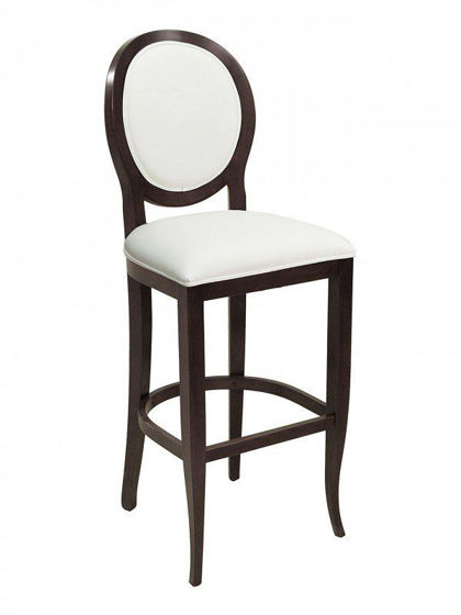 Picture of CN-399B florida seating wood bar stool