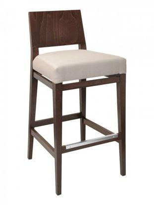 Picture of CN-671B florida seating wood bar stool