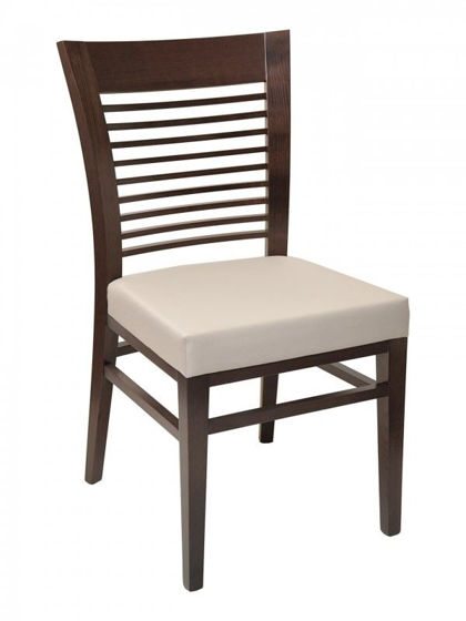 Picture of CN-821S florida seating wood dining restaurant chair