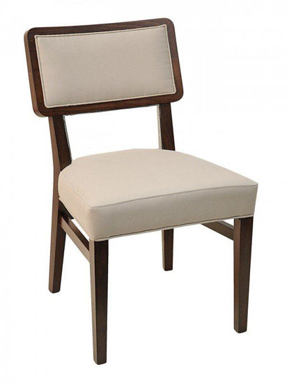 Picture of CN CHRISTINE S florida seating wood dining restaurant chair
