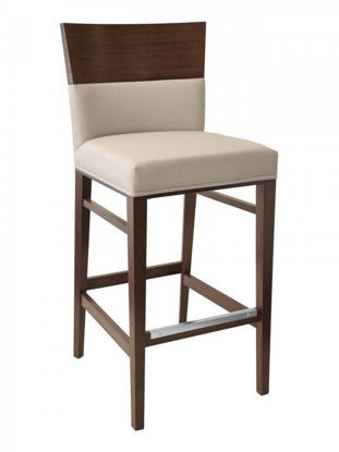 Picture of CN SWAN B florida seating wood bar stool