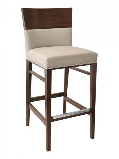 Picture of CN SWAN B florida seating wood bar stool