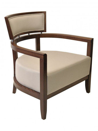 Picture of CN VEGAS florida seating wood dining restaurant chair