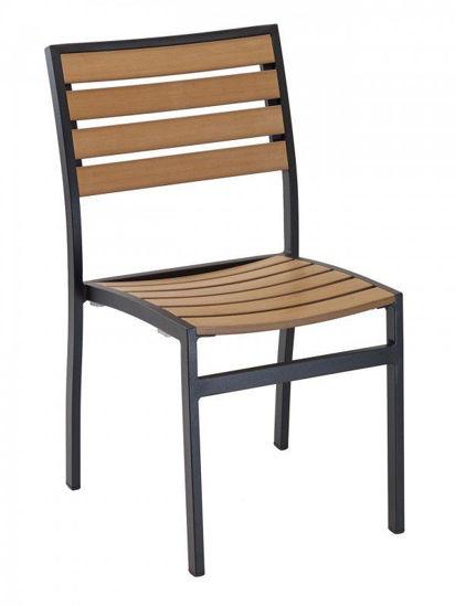 Picture of AL-5602-0 florida seating aluminum dining restaurant chair