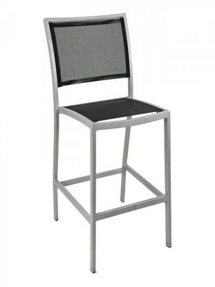 Picture of BAL-5624-0 florida seating aluminum dining restaurant bar stool