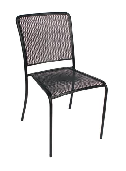 Picture of SU1300CBL Chesapeake Side Chair Black