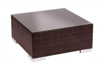 Picture of PH5104JV Aruba Coffee Table Java Wicker