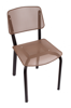 Picture of DV490LSBL Devon Side Chair Black Frame