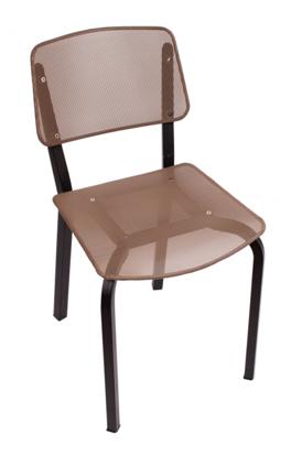 Picture of DV490LSBL Devon Side Chair Black Frame