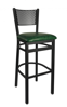 Picture of 2161BBLW-SB Polk Barstool Perforated Back Wood Seat