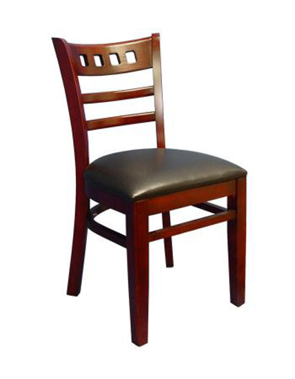 Picture of ERP-B1026 Beechwood American Back Chair