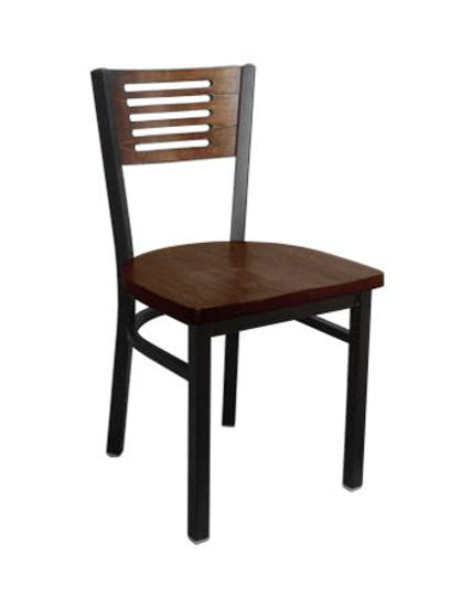 Picture of ERP-162 5 Slats Metal Chair