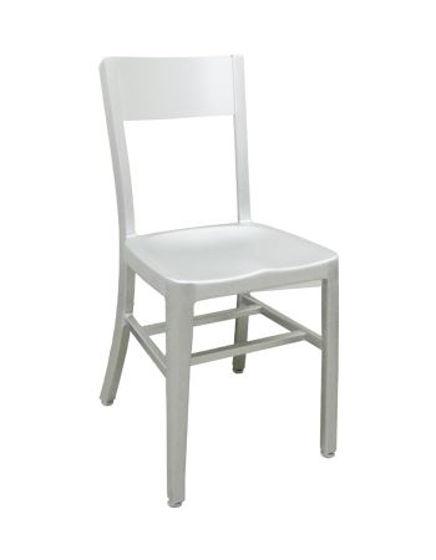 Picture of ERP-31 Plain Back Aluminum Chair