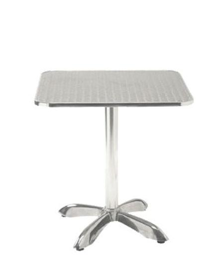 Picture of ERP-AL3030 Aluminum Patio Table, Square