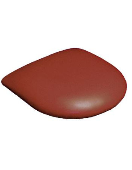 Picture of ERP-50-BGY Vinyl Seat, Burgundy