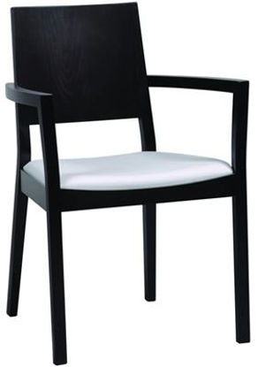 Picture of MJ-233B Mingja Arm Chair