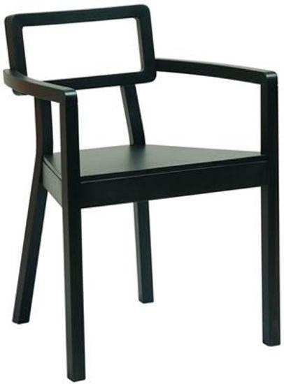 Picture of MJ-261B-U Mingja Arm Chair