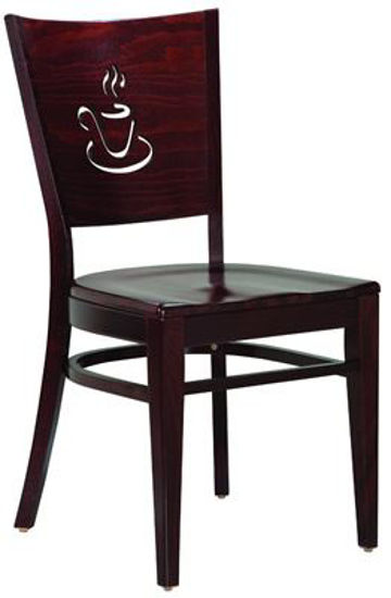 Picture of MJ-123M-P Mingja Classic 2 Side Chair