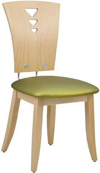 Picture of MJ-150N Mingja Classic 3 Side Chair