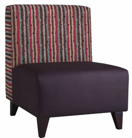 Picture of MJ-842W Mingja Upscale Side Chair