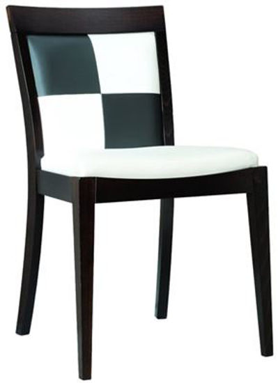 Picture of MJ-135-SQ Mingja Upholstery Back Side Chair