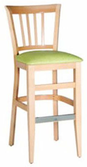 Picture of MJ-304N Mingja Classic 1 Barstool Chair