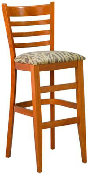 Picture of MJ-306 Mingja Classic 1 Barstool Chair
