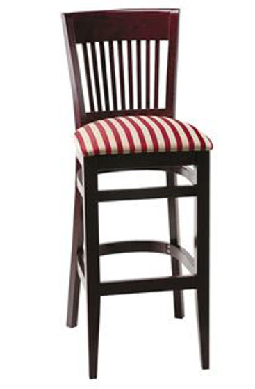 Picture of MJ-320 B Mingja Classic 2 Barstool Chair