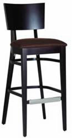 Picture of MJ-318F Mingja Classic 3 Barstool Chair