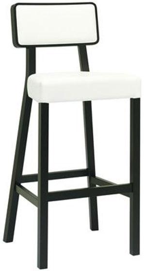 Picture of MJ-361W-UU Mingja Upscale Barstool Chair