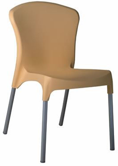 Picture of MJ-519Y Mingja Plastic Side Chair