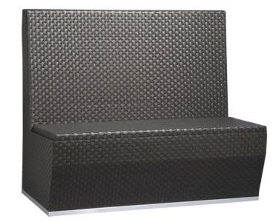 Picture of MJ-800 Mingja Aluminum Sofa Artie Collection