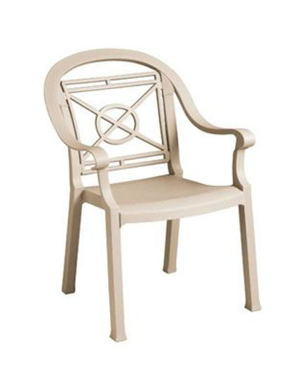 Picture of VICTORIA CLASSIC Stacking Armchair