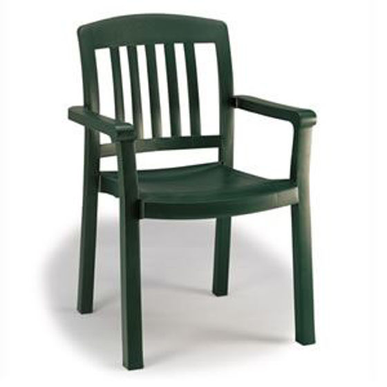 Picture of ATLANTIC CLASSIC Stacking Dining Armchair