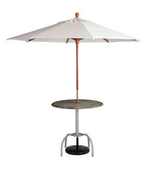 Picture of Bar Height Tulip Table Base