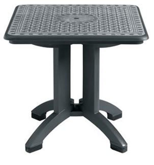 "Picture of TOLEDO 32"" Square Table"