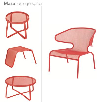 Picture of Copy of BFM-Mesh-Maze-Lounge-DV360-DV560-DV260