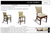 Picture of GAR FURNITURE CC 107 SERIES BAR CHAIR