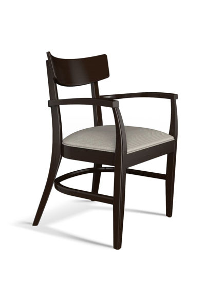 Picture of GAR FURNITURE CC 176 SERIES ARM CHAIR