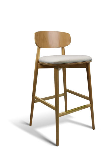 Picture of GAR FURNITURE HAGEN SERIES BAR CHAIR