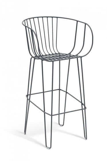 Picture of GAR FURNITURE OLIVO BAR CHAIR
