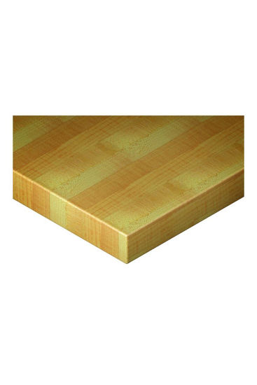 Picture of GAR FURNITURE BUTCHER BLOCK OAK TABLE TOP