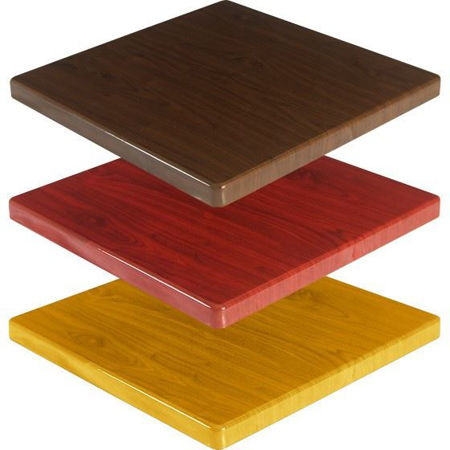 Picture for category Indoor Restaurant Table Tops