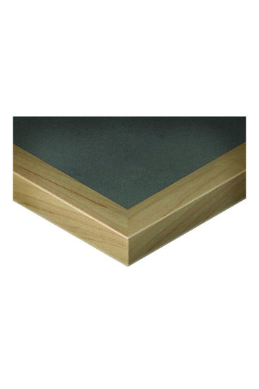 Picture of GAR FURNITURE BEVELED TABLE TOP AND BOTTOM LAMINATE